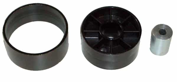 Steel Sleeved Material Rollers