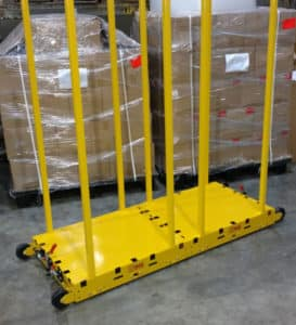 double yellow long with dock wheels and brakes 273x300 - yel-Low Safety Dolly