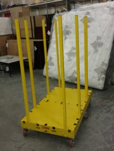 double yellow vertical 400 227x300 - yel-Low Safety Dolly