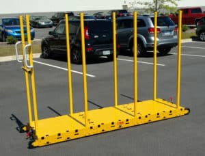 tripple yellow 400 high 300x228 - yel-Low Safety Dolly
