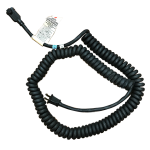 Coiled Extension Cord