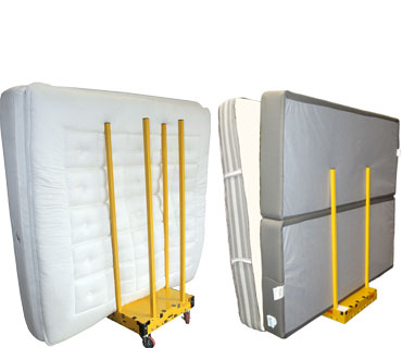 Mattress Dolly 370 by 320 - Saw Trax Industrial Carts and Dollies Menu Page
