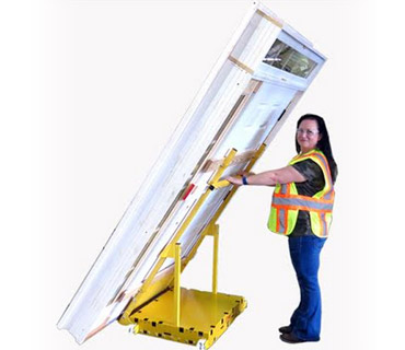 scoop dolly door carrier