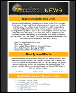 Saw Trax October 2020 Newsletter